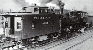 PRR ND 485327 w-pusher c1898