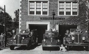 Whippany Fire Dept. 4 c-late-1950s TR